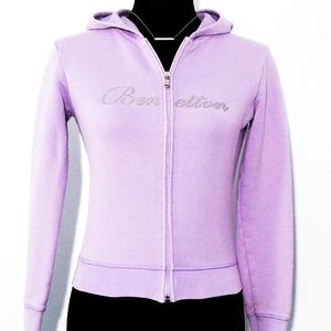 💕United Colors of Benetton Hoodie Girls